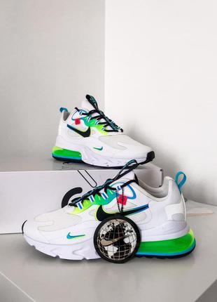 Nike air max 270 react ww (ck6457-100) оригінал