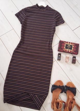 Мега низкие цены на профиле/ мега стильное трикотажное платье ...