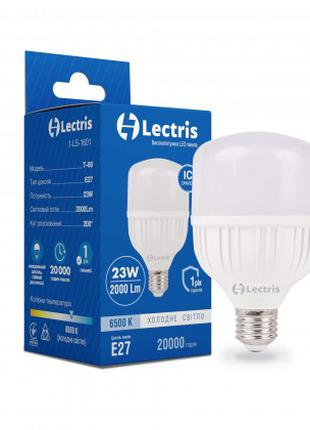 Лампа LEDT80 23W 6500K 220V E27 Lectris