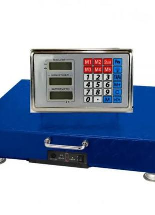 Весы напольные ACS 350 kg WIFI 40*45