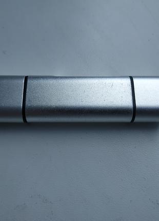 Картридер OTG USB 3.0 + Type C + micro USB TF/SD