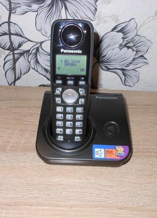 Стационарный телефон Panasonic KX-TG7207UA