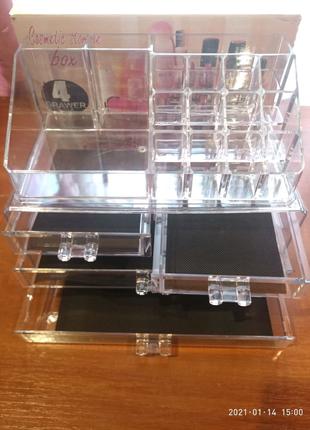 Cosmetie storage box