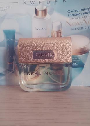 Faberlic парфюмерная вода