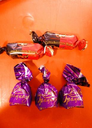 Конфеты шоколадные Беларусь
