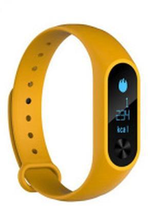 Фитнес-браслет с пульсометром, сердцебиением, шагомером и фитнес