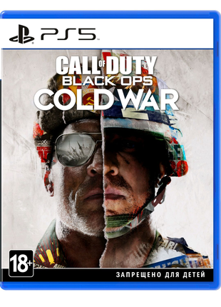Call of Duty: Black Ops Cold War для PS4 (Russi