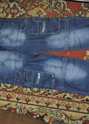 Мужские джинсы размер 36