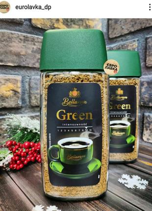 Кофе растворимый ТМ Bellarom Green