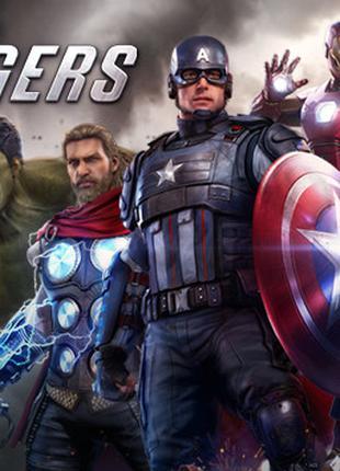 Игра marvel's avengers steam