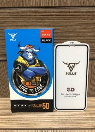 Защитное стекло 5d/9d/10d на iPhone 7 8 Plus X Xr Xs XS Max