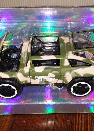 Машинка Military force