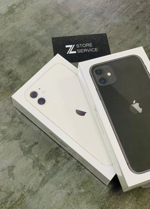 Apple iPhone 11 128gb White/Black Новый