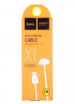 USB кабель 30-pin Apple iPod iPhone 3G/3GS/4/4S