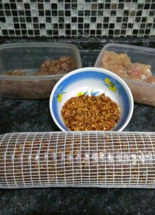Формовочная сетка для рулетов и рыбы