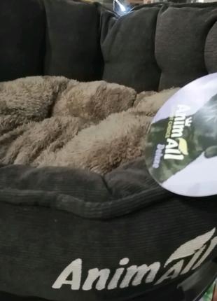 Лежак AnimAll для котика или собаки мелкой породы.