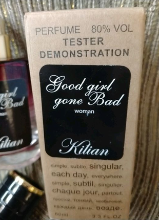 Kilian Good Girl Gone Bad TESTER  LUX, женский, 60 мл
