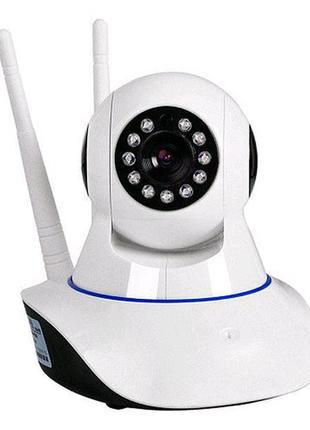 Поворотная сетевая IP-камера WIFI Smart NET Q5!
