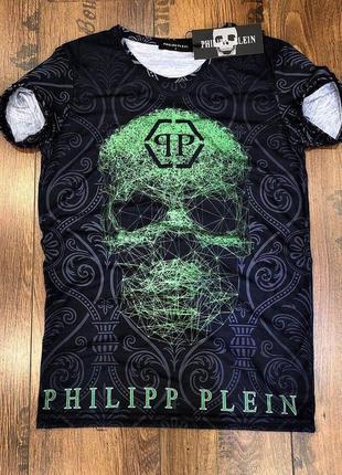 Шикарные мужские футболки philipp plein