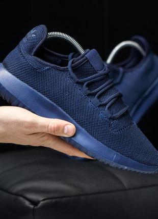 Шикарные мужские кроссовки adidas tubular shadow knit
