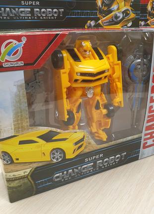Трансформер робот авто дракон игрушка развитие