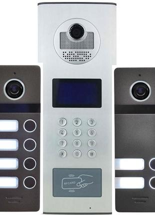 Установка домофонов, видеокамер