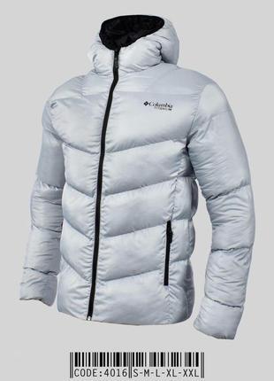 Шикарные мужские зимние курточки columbia titanium