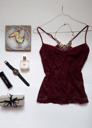 🌿  романтична ажурна блуза oasis
