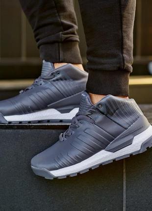 Мужские зимние кроссовки adidas porsche design sport