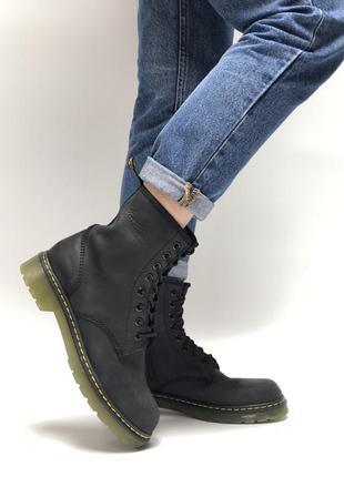 Шикарные женские ботинки dr. martens 1460 vintage