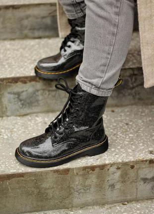 Шикарные женские ботинки dr.martens 1460 galaxy