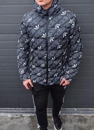 Мужские зимние куртки adidas