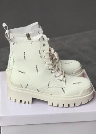 Шикарные женские ботинки на меху