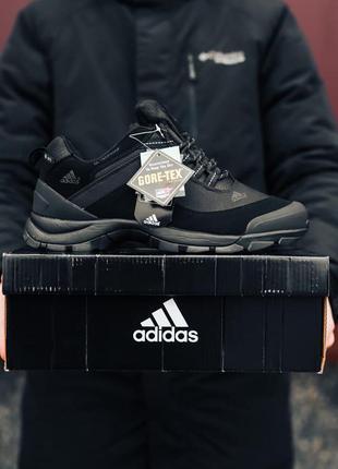 Шикарные мужские зимние кроссовки adidas climaproof winter на ...