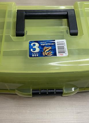 Продам рыболовный ящик Aquatech 1703T