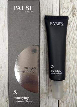 База под макияж матирующая paese, база паес, матирующая база p...
