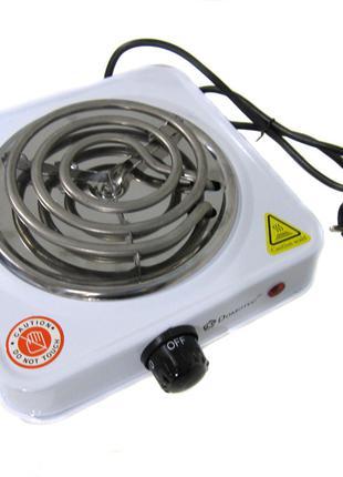 Электроплита Domotec MS-5801 плита настольная одноконфорочная