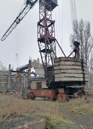 Продам башенный кран КБ 308