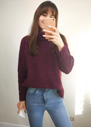 Плюшевый свитер select