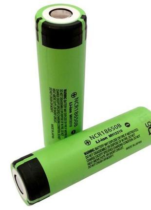 Аккумулятор Panasonic NCR18650B 18650 Li-ion 3400mAh LiitoKala -