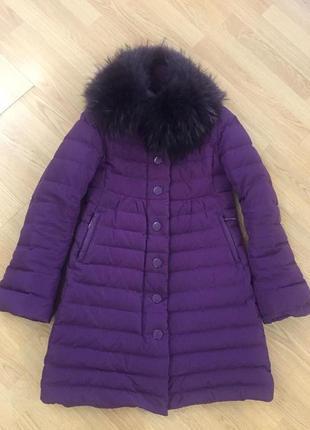 Куртка-пуховик женская UNICO ( зима)