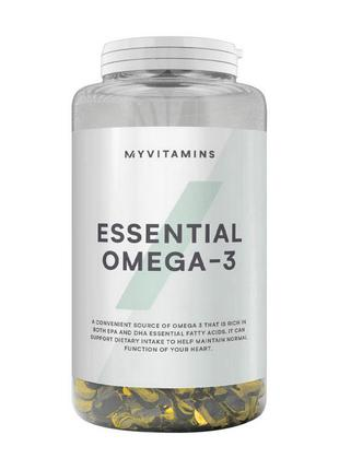 MyProtein Omega 3 1000 mg 250 softgels; Омега 3 250 капсул