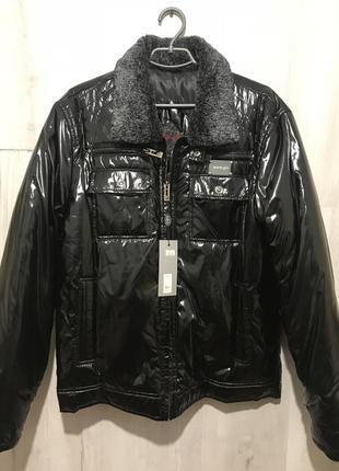 Мужская зимняя куртка grs casual 069 {50}смотрите замеры