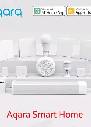 Xiaomi aqara умный дом mi smart hom выключатель розетка шлюз