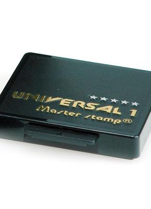 Настольная штемпельная подушка для микротекста Universal 1 (50х50