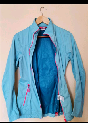 Термо куртка с покрытием techtex