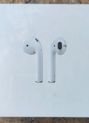 Apple AirPods 2 2019 with Charging Case