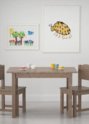 Стол и стулья детские.Акционная цена!!!