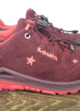 Кроссовки (ботинки)  lowa gore tex р.30