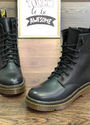 Ботинки жіночі зимові
